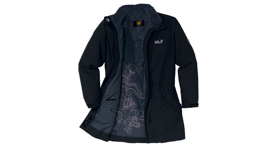 Jack Wolfskin 5th Avenue Coat Women black